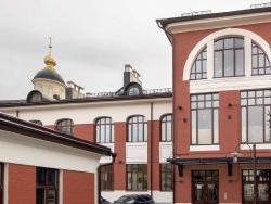 Лофт «Кадашевские палаты» Наличие двухуровневых планировок